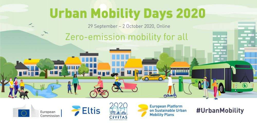 Urban Mobility Days 2020 - Digital Conference